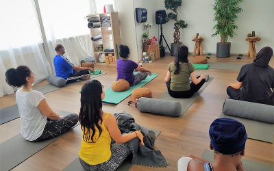Hatha Flow Yoga